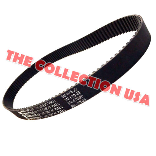 670-5m-20 Replacement Belt 33cc 35cc 40cc Gas Scooter Power Boards