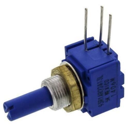 Bourns 93 Series Cermet Potentiometer with a 6 mm Dia. Shaft, 5kΩ, ±10%, 2W, Â