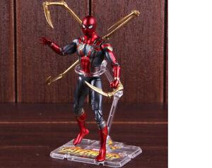 Spider-Man-Iron-Spider-Marvel-Avengers-3-Infinity-Krieg-Action-Figur-Spielzeug-Kinder