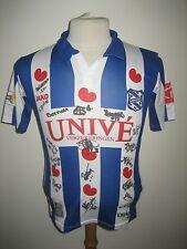 SC Heerenveen MATCH WORN + SIGNED football shirt soccer jersey voetbal size 164