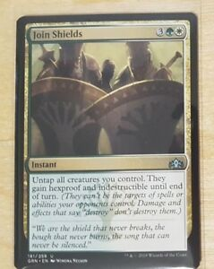 Join Shields MTG Guilds of Ravnica NM Card x 4 Playset