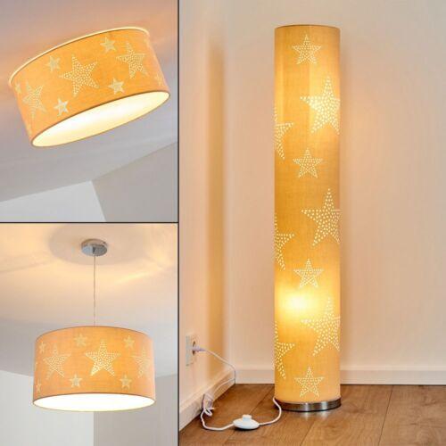 moderne Decken Hänge Leuchte Lampe Tartu Sterne Wohn Schlaf Kinder Zimmer Flur