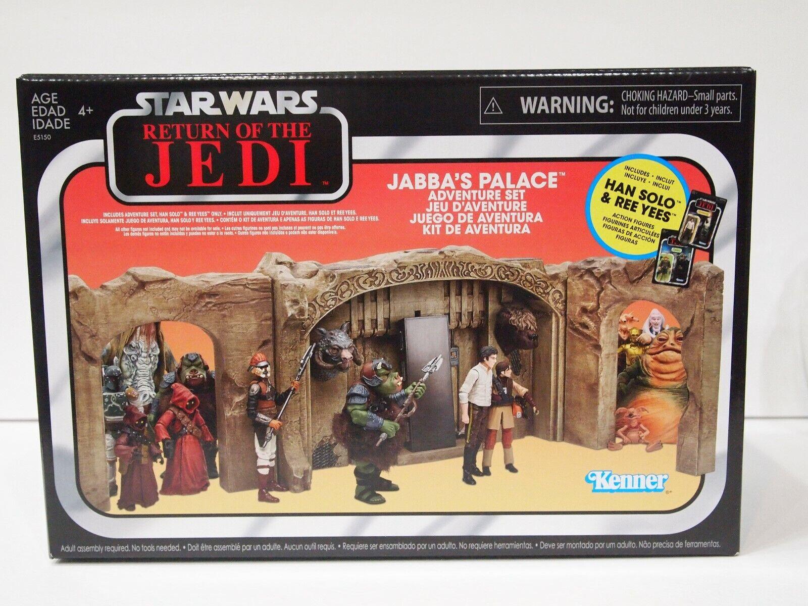 Star Wars Vintage Collection - Jabba's Palace - Hasbro 2019 Walmart Exclusive