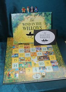 THE-WIND-IN-THE-WILLOWS-board-game-Cute-figures-1997-Fun-for-cold-evenings-B22