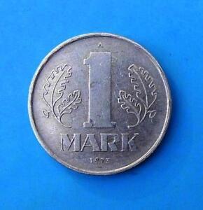 DDR 1 MARK 1973 A - Berlin, Deutschland - DDR 1 MARK 1973 A - Berlin, Deutschland