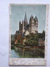 Ansichtskarte Limburg Lahn Dom 1903