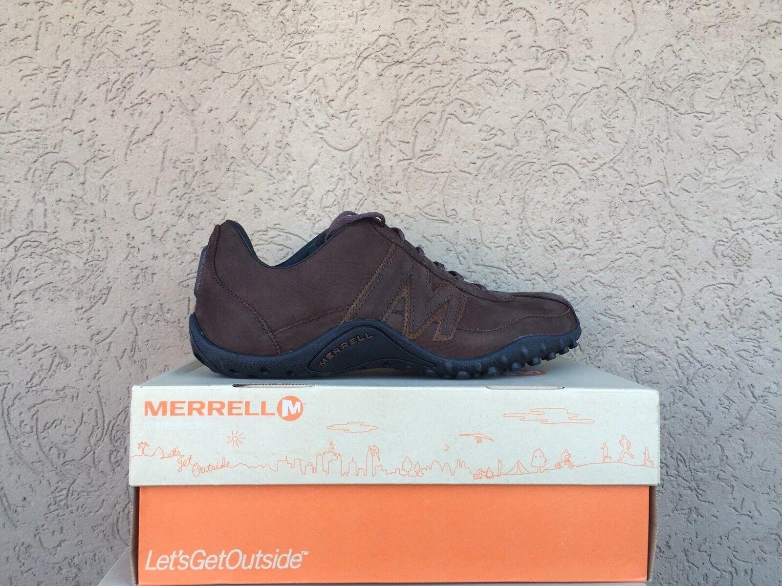 shoes MERRELL SPRINT BLAST - nr 43 - brown - NUOVE - SNEAKER MERRELL OFFERTA