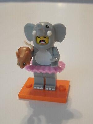 Elephant Costume Suit Girl NEW LEGO MINIFIGURES SERIES 18 71021