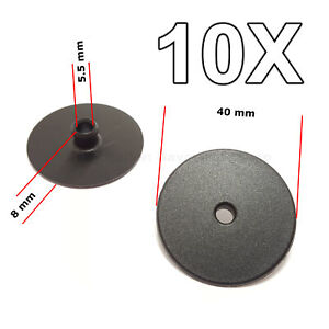 10X-Floor-Mat-Carpet-Fastener-Clips-Cover-Clamps-for-Audi-VW-Skoda-Seat