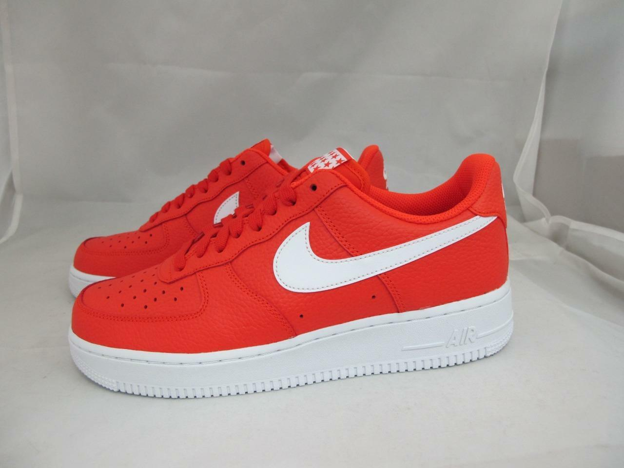 NEW MEN'S NIKE AIR FORCE 1 '07 AA4083-800