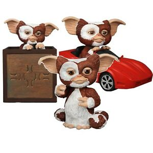 Gremlins Gizmo Mogwai Figur im Cabrio mit Motor GO GIZMO GO Pull back