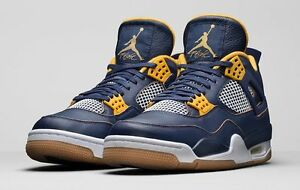 7991007a8c3a53 2016 Nike Air Jordan 4 IV Retro Dunk From Above Size 9. 308497-425 1 ...