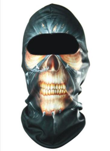 56 Style Cycling Bicycle Motorcycle Skull Balaclava Headgear Hats Full Face Mask