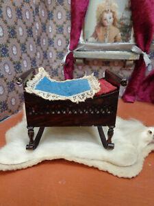 Antique dollhouse furniture Rock & Graner for mignonette doll