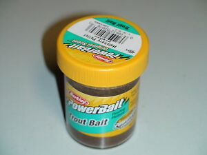 1 -berkley powerbait floating trout bait(hatchery pellet) | ebay, Fly Fishing Bait