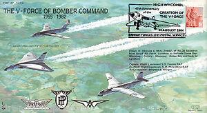 COF 47-1955 Century of Flight - The V-Force Of Bomber Command