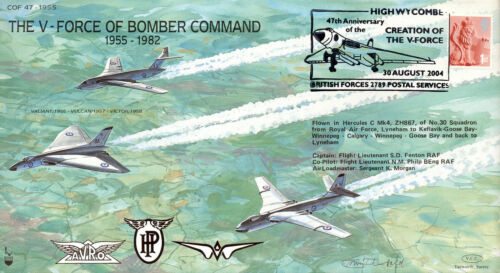 COF 47-1955 Century of Flight - The V-Force Of Bomber Command