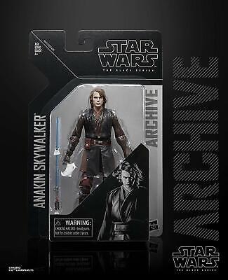 Star Wars Black Series archivo wave 2-Anakin Skywalker En Stock