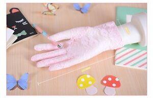 New-Fashion-Women-Lady-Lace-Soft-Thin-Sunscreen-Anti-UV-Driving-Gloves-HOT