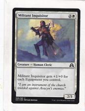 Magic: MTG: Shadows Over innistrad: Foil: Militant Inquisitor