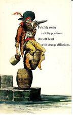 Pirates of the Caribbean Adventureland Pirate Cannon Vtg Walt Disney World PC