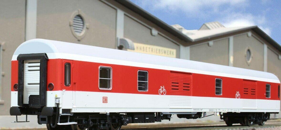 Acme 52354 Dmd 906 DB Ag Livery Autozug Red White, Logos Bikes, 2 Porte