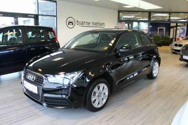 Audi A1 1,4 TFSi 122 Ambition SB S-tr. - billede 1