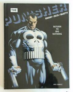 7-Marvel-Comics-Punisher-Hardback-and-Softbound-Graphic-Novels-TPB-LOT