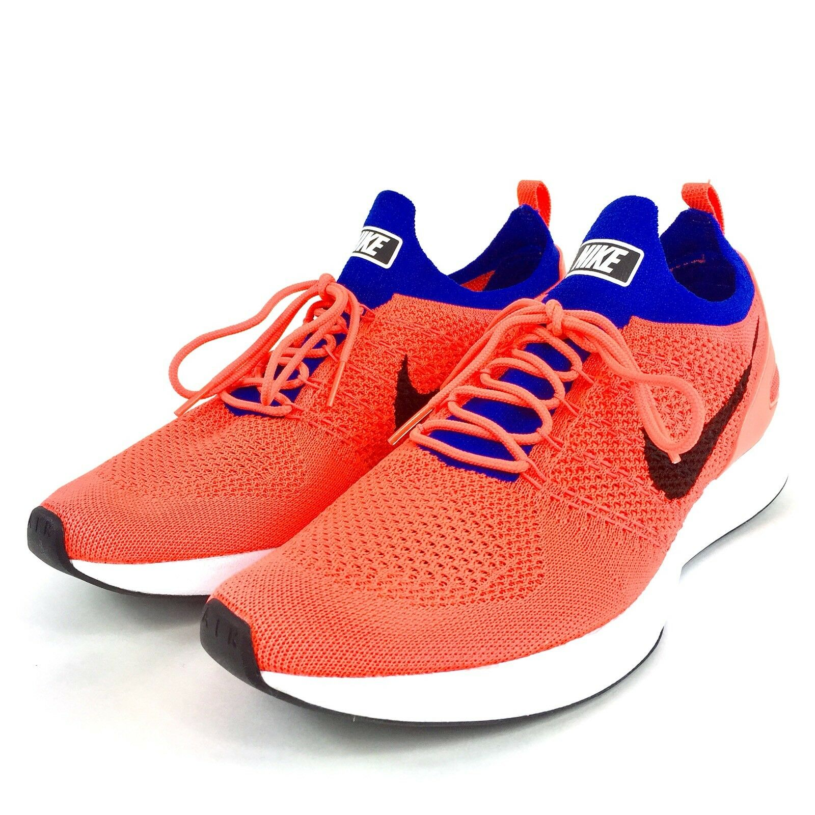 Nike Air Zoom Mariah Flyknit Racer orange Mens Running shoes 918264 800 Sz 10