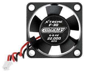 Team-Corally-C-53101-ESC-Ultra-Haute-Vitesse-Cooling-Fan-30mm-6v-8-4V