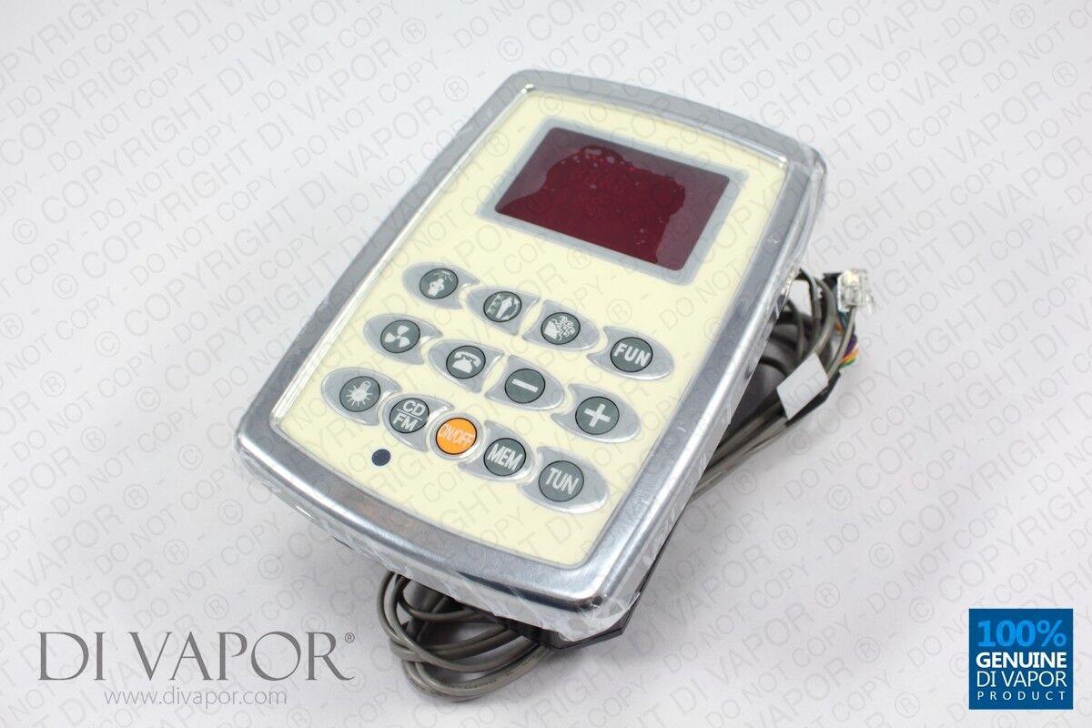 Vapeur BF1102 salle salle salle de douche panneau de contrôle Jets Home Kit UK Ventilateur système | La Réputation D'abord  3a82af