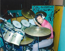 HAL BLAINE STUDIO SESSION DRUMMER SIGNED 8X10 PHOTO 6 w/COA THE WRECKING CREW