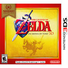 Nintendo Selects: The Legend of Zelda Ocarina of Time 3D (Nintendo 3DS, 2016)