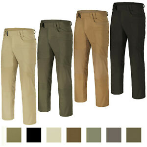 HELIKON-TEX-HYBRID-TACTICAL-Mens-Trousers-Pants-Cargo-Combat-SAS-Army-RipStop