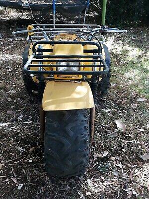 Yamaha YFM200 YTM225 Moto-4 Tri-Moto air filter OEM