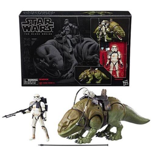 Star Wars The Black Series 6-Inch Dewback and Sandtrooper Action Figure HSE0333