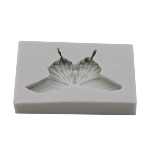 Butterfly Silicone Mold Fondant Cake Chocolate Mould Decorating Tools S
