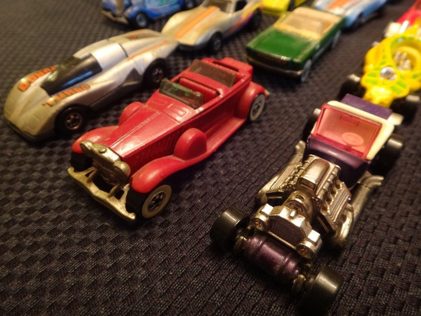 18 Pieza De Colección Vintage Hot Wheels Wheels Wheels 6ae49d