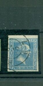 Di Prussia, Friedrich Wilhelm IV. n. 11 errore del disco i timbrato