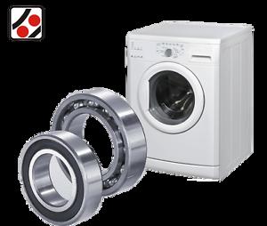 20x47x14 Bearing for washing machine 6204 2rs