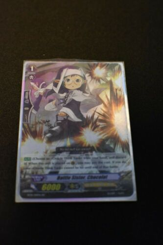 BT01//019EN w//Sleeve Foil Cardfight Vanguard Battle Sister Chocolat