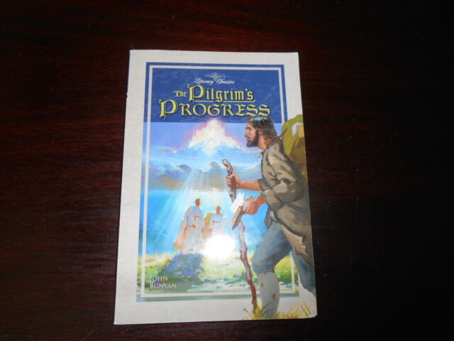 THE PILGRIM'S PROGRESS homeschooling 7-12th gr. Literary Classics  ABeka reader