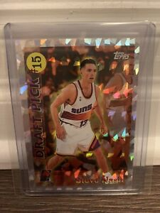 96-97-Steve-Nash-Topps-Draft-Redemption-15-Rare-Card