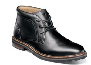 Florsheim-Estabrook-Plain-Toe-Chukka-Boot-Black-14231-001