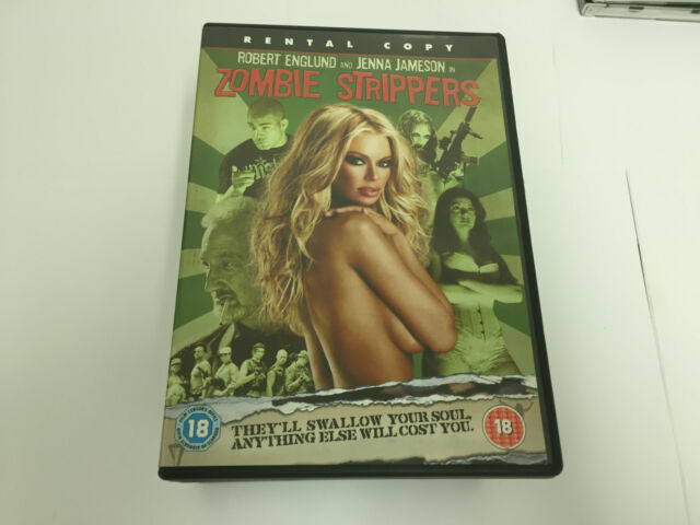 Zombie Strippers (Rental) DVD