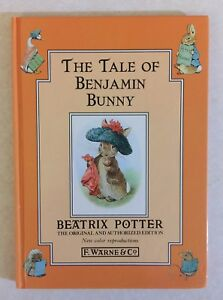 The-Tale-Of-Benjamin-Bunny-by-Beatrix-Potter-1992-Hardcover