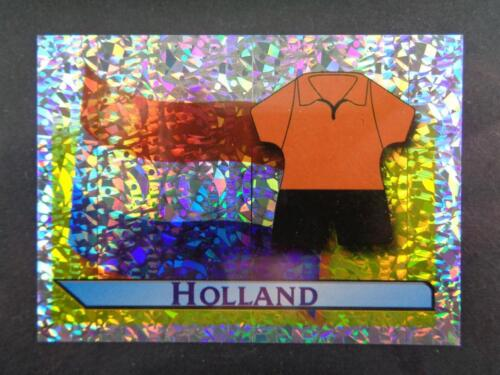Flag and Kit Holland #168 Merlin Europe 2000