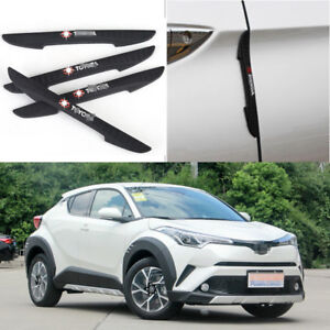 Accessories Car Door Edge Guard Sticker For Toyota Accessory Parts Set Strap