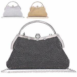 Ladies-Diamante-Clutch-Bag-Bridal-Handbag-Girls-Crystal-Party-Prom-Bag-MA35045