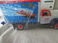 1st GEAR 1951 FORD F-6 PEPSI-COLA DRY GOODS VAN 1/34 SCALE MISS PEPSI HYDROPLANE
